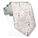 Ladies Ladies Ladies! Tie from Zazzle.com