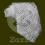 PlaidWorkz50 Tie from Zazzle.com