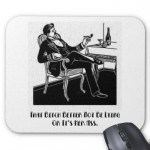 The Naughty Therapist 2 Mousepads from Zazzle.com