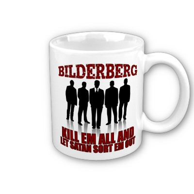 BILDERBERG COFFEE MUGS