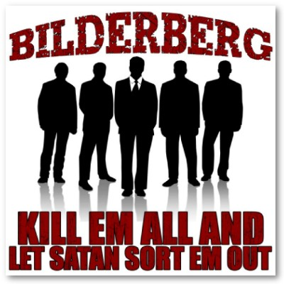 BILDERBERG Poster