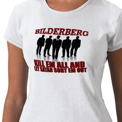BILDERBERG T-SHIRTS