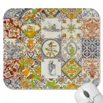 Dutch Ceramic Tiles Mousepad from Zazzle.com
