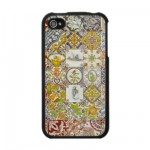 Dutch Ceramic Tiles Case For The Iphone 4 from Zazzle.com
