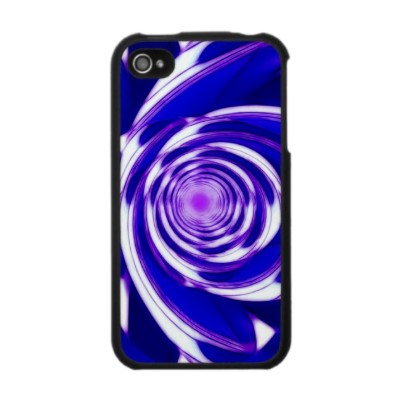 Hidden Vortex iPhone 4 Case