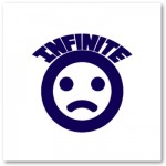 Infinite =( Canvas Print from Zazzle.com