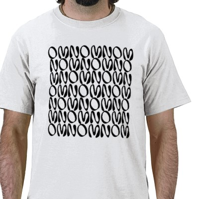 OMNOMNOMNOM 1 White T-shirts