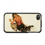 PinUpz 11 iPhone 4 Case from Zazzle.com