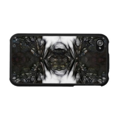 Poisoned Heart iPhone 4 Case