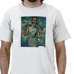 Wind Wisp T Shirt from Zazzle.com