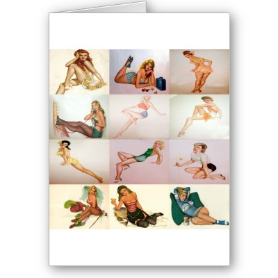 Collage12 Greeting Cards