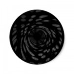 35 – Reverberant Void Sticker from Zazzle.com