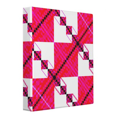 PlaidWorkz15 Binder