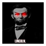 Lincoln. Canvas Print from Zazzle.com
