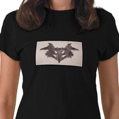 Rorschach Inkblot 1.0 Shirt