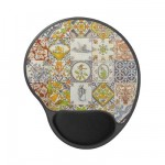 Dutch Ceramic Tiles Gel Mousepad
