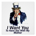I Want You: To Have Sex Poster from Zazzle.com