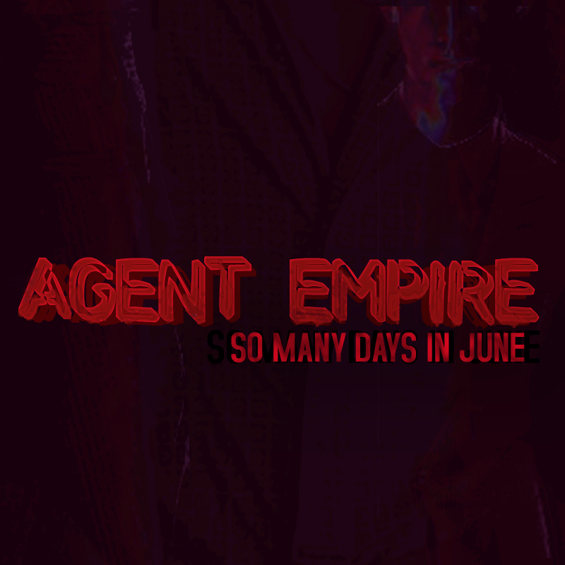 AGENT EMPIRE Cover