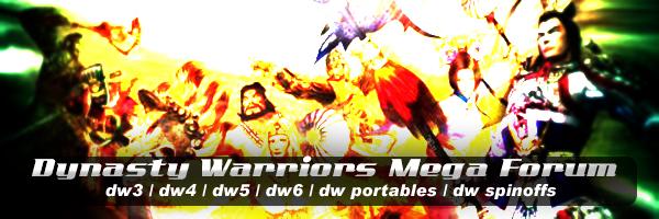 BAN - Dynasty Warriors Forums 600x200