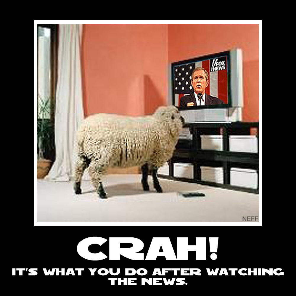 CRAH!