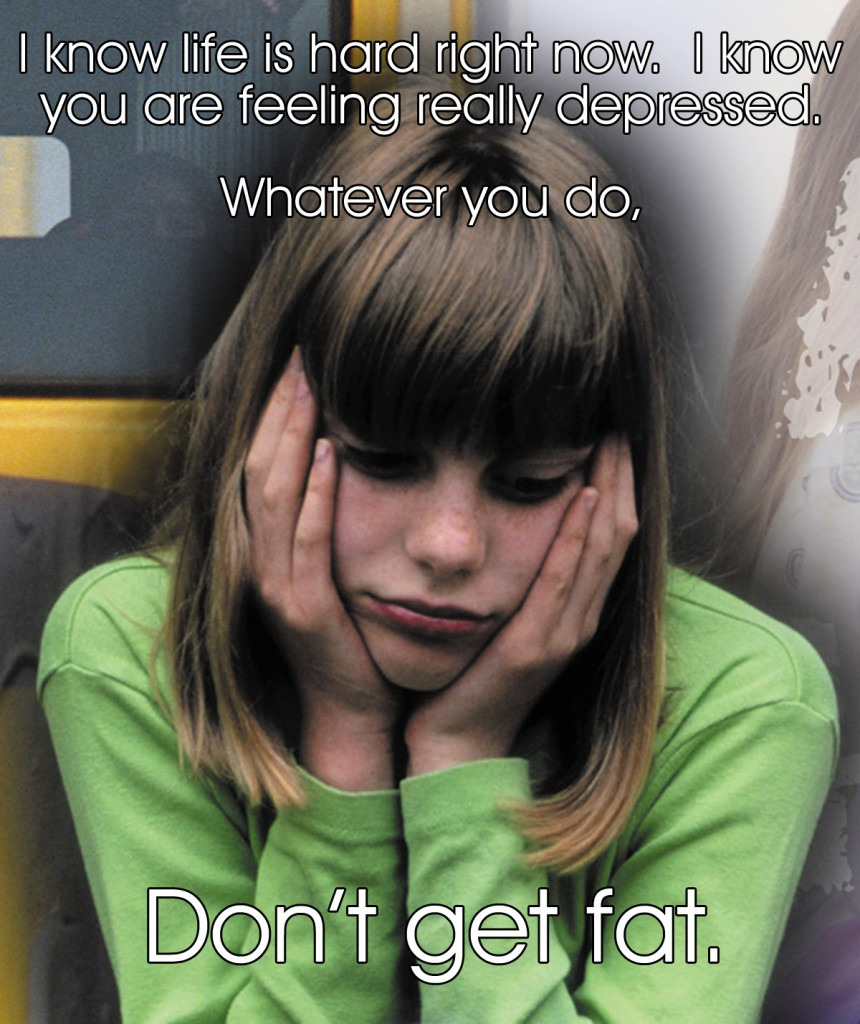 Depression - Don't Get Fat