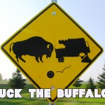 Fuck the Buffalo!