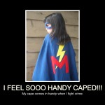 Handy Caped