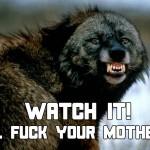 Honey Badger vs. Black Wolf 3