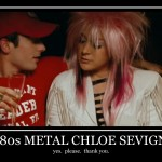 Metal Chloe Sevigny