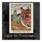 Alice In Wonderland 51 Poster