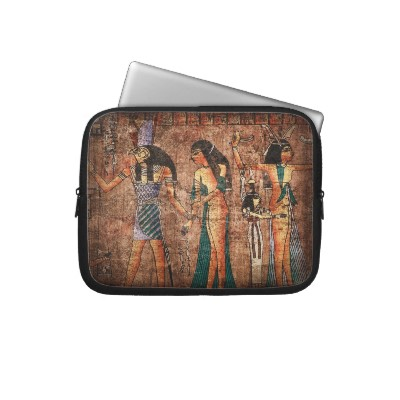Ancient Egypt 4 Laptop Sleeve