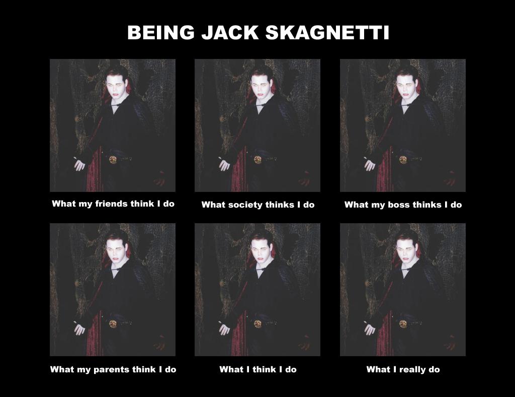 being jack skagnetti