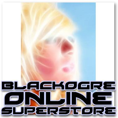 blackogre Lady Logo MySpace
