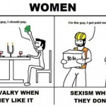 chivalry sexism