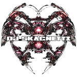 DJ.Skagnetti logo