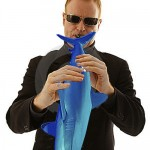 Introducing:  The Shark Clarinet