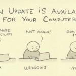 an update