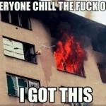 everyone chill