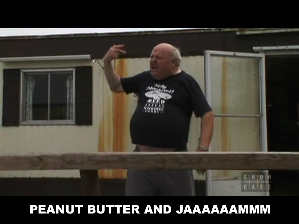 phil collins peanut butter and jam