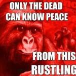 rustling