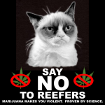 say no to reefers