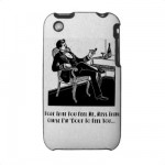 The Naughty Therapist 3 iPhone 3G/3GS Case from Zazzle.com