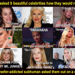 We Asked Nine Beautiful Celebrities