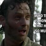 Rick Wants Answers