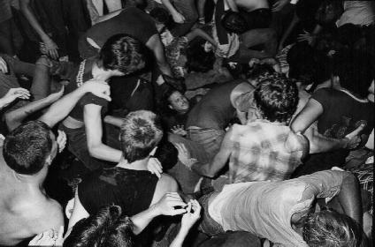 Zen And The Art Of The Mosh Pit:  A Beginners Guide to Slamdancing